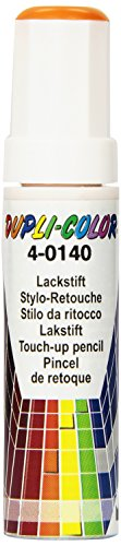 Dupli-Color 600036 Lackstift Auto-Color orange 4-0140 12ml