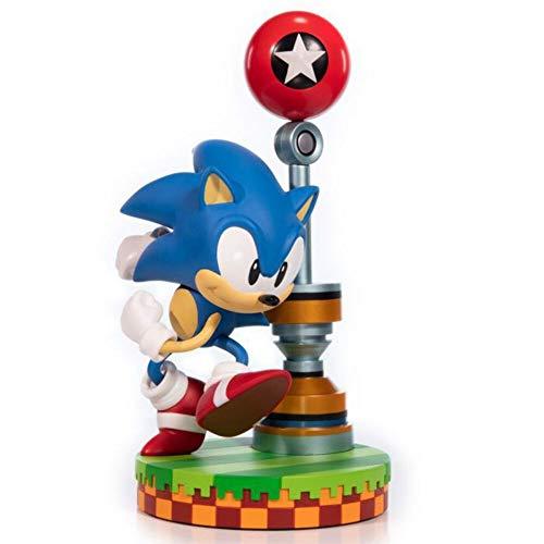 F4F Sonic Figurine Diorama Collector 30CM