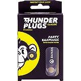 Bananaz 音楽用イヤープロテクター ThunderPlugs Classic(サンダープラグスクラシック)耳栓