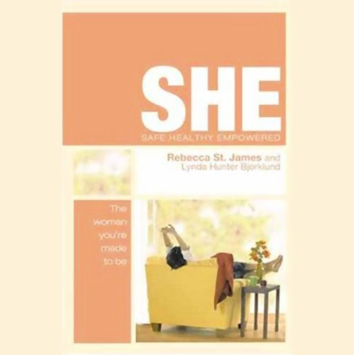 She, Safe Healthy Empowered  By  cover art