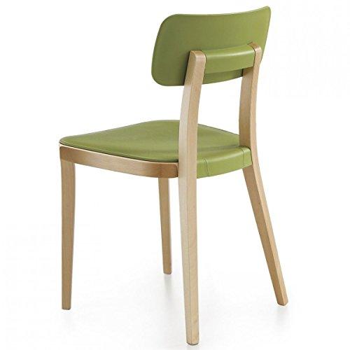 Infiniti–Stuhl Design Porta Venezia weiß
