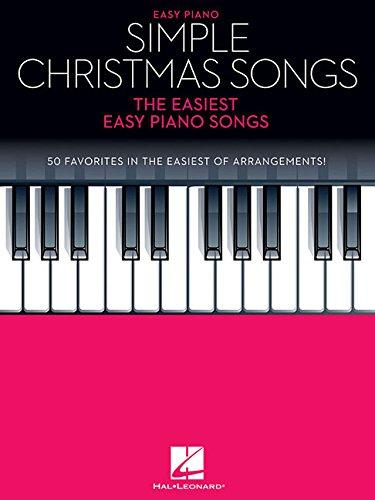 SIMPLE XMAS SONGS: The Easiest Easy Piano Songs