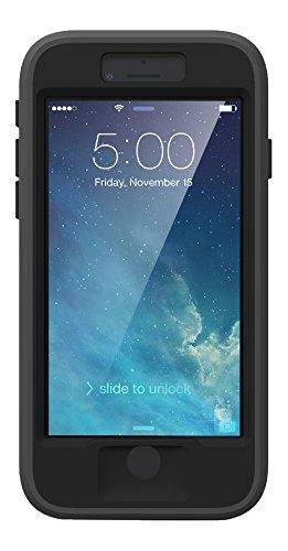Dog & Bone Waterproof Case for Apple iPhone 6 - Retail Packaging - Black