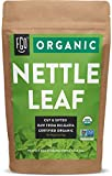 Organic Nettle Leaf | Herbal Tea (50+ Cups) | Cut & Sifted | 4oz...