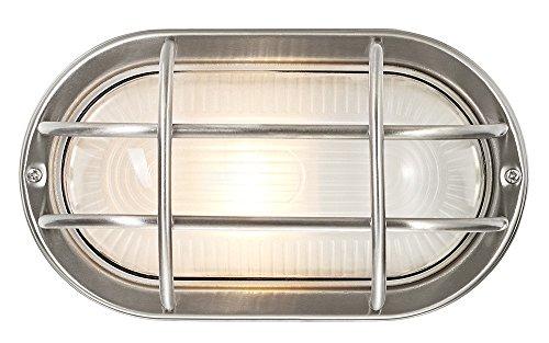 Roestvrij staal gegoten aluminium buitenwand wandlamp