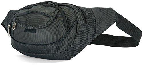 Sac ceinture banane BENZI BZ-4300 Noir