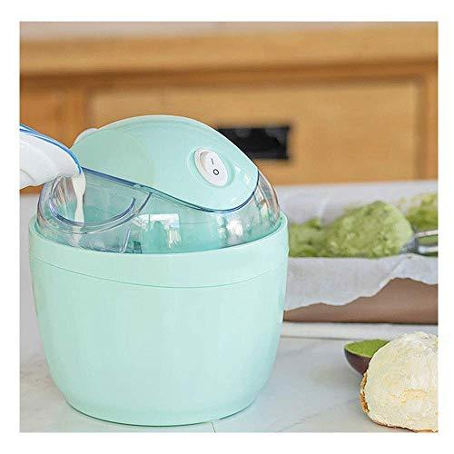 Machine sorbetière électrique, 500 ml Capacité Ménage Bricolage automatique sorbetière, avec amovible Bowl yogourt Gelato ggsm