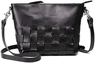 TOOGOO Crossbody Bags for Women Bag Messenger Bags Leather Fashion Shoulder Bags Hign Quality Handbags Red