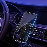 Asenk HH-Vent - Soporte universal para teléfono móvil, gravedad del coche...