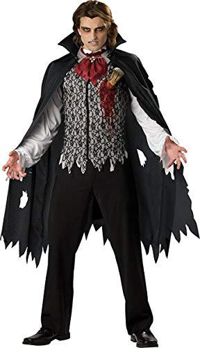 Costumes Pour toutes les occasions Ic96001Xl Vampire B SLAYED Elarge-46-48