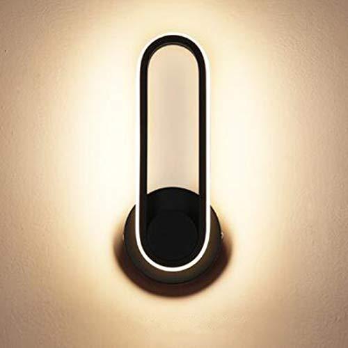 LPsweet Luces De Pared LED Interiores, Modernas Luces De Pared LED para La Sala De Estar De La Sala De Estar De La Sala De Estar Lámpara De Noche, Pasaje del Pasillo para El Pasillo