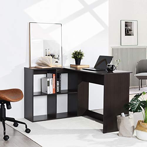 Escritorio En Ele  marca FurnitureR