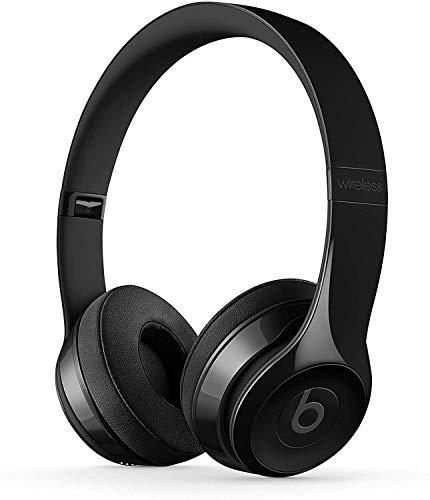 Casque supra-auriculaire sansfil Solo3 de Beats– Noir verni