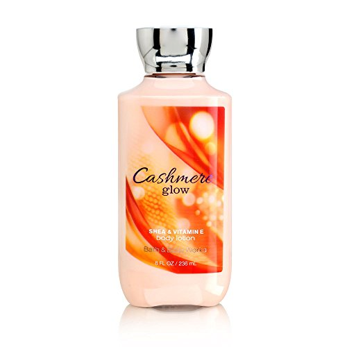Bath & Body Works Signature Collection CASHMERE GLOW Body Lotion 8 oz / 236 mL