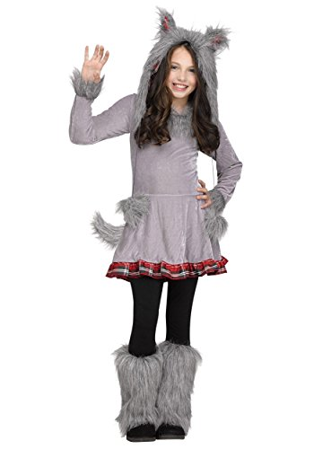 Top werewolf costume for girls for 2020