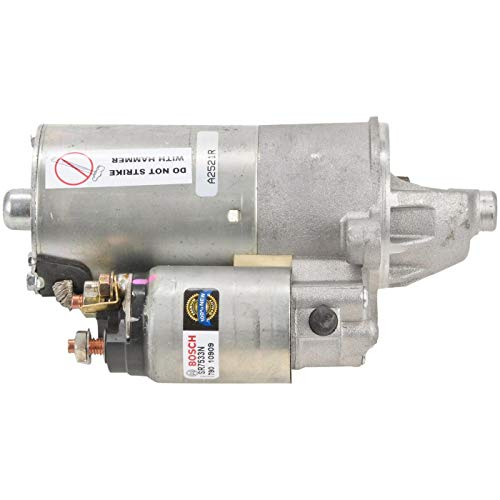Bosch Automotive SR7533N 100% New Starter for Select Ford: 1992-11 Crown...