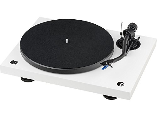 Pro-Ject (Project) Debut III S Audiophile (White)