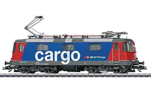 Märklin 037340 - Maqueta de Tren eléctrico Re 421, Multicolor