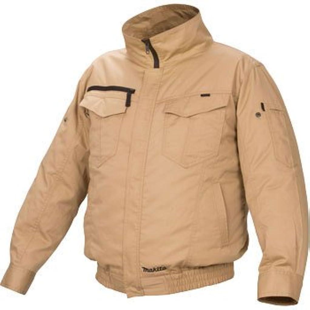 心からプレミアずるいマキタ 充電式ファンジャケット 綿+ポリエステル 立ち襟 FJ500DZLL