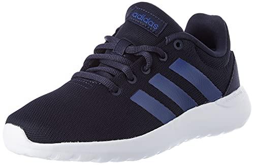 adidas Lite Racer CLN 2.0, Road Running Shoe, Legend Ink/Team Royal Blue/Cloud White, 36 EU