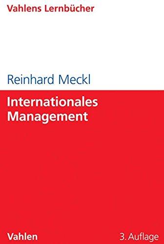 Internationales Management