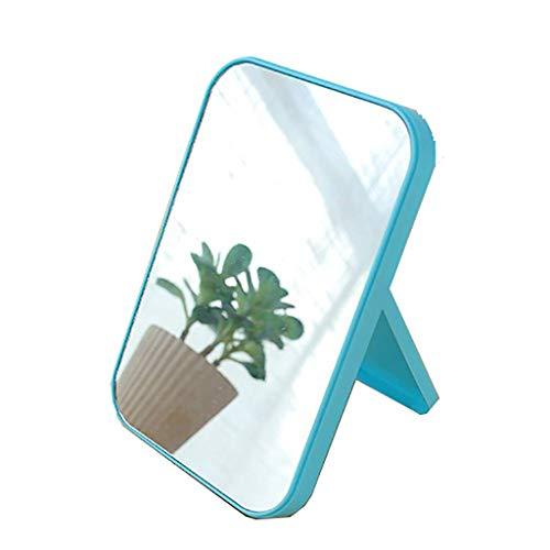 Maquillage Portable Miroir Facile À Transporter Angle Réglable en Hauteur Et 90 ° Exécution Exquise D'excellents Cadeaux pour L'ensemble De Idéal Anniversaire Etc
