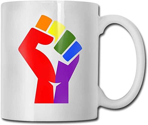 Menschenrechte Einzigartige Keramik Neuheit Urlaub Weihnachten Handgemachte Tassen Für Männer Und Frauen Teebecher Kaffeetassen