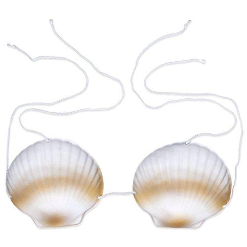 Jacobson Hat Company Eva Foam Sea Shell Bra