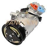 64529182793 64509156821 64526915380 Air Conditioning Compressor Air Condition Compressor CSE613 for BMW E90 Spare Parts