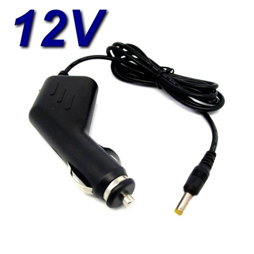 Top Chargeur autolader 12 V voor draagbare DVD-speler Muse M-768DP M-768 DP