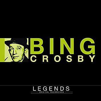 Legends - Bing Crosby