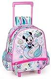 Disney 2020 - 2021 Disney Trolley Minnie Asilo con Colori in Omaggio