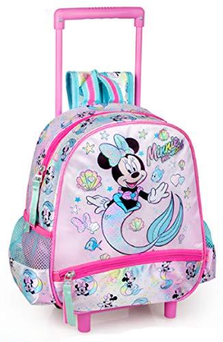 Disney Trolley Minnie Asilo con Colori in Omaggio