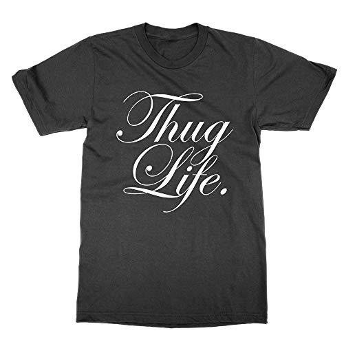 Thug Life T-Shirt (Black, S)
