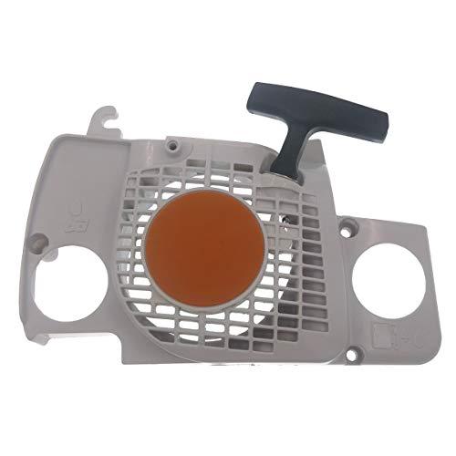 Cancanle Rückstoß Seilzug Starter für STIHL Stihl MS180 MS180C MS170 017 018 Kettensäge Teil Nr. 1130 080 2100