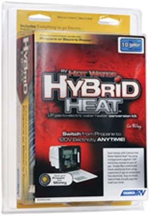 Camco 11773 Hot Water Hybrid Heat Kit - 10 Gallon