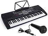 Horse Digital Electric Electronic Keyboard Piano Electronic Organ 61 Keys LCD Screen - Best Reviews Guide