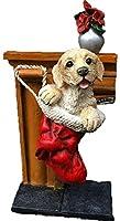 彫像の彫刻人工動物の装飾品庭の装飾樹脂の比率樹脂ラブラドールモデル子犬の犬楽しい犬の工芸品ペットの贈り物