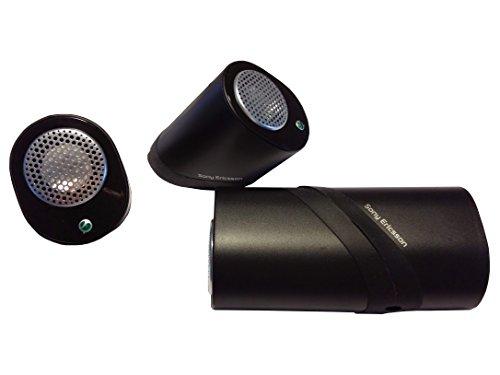 Sony Ericsson XL-2BTM-7IPL - Altavoz portátil compatible con iPhone, Smartphone, color negro