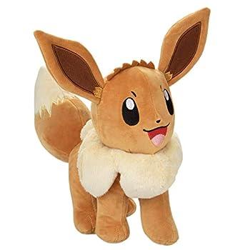 Pokémon Eevee Large 12  Plush Stuffed Animal Toy - 2+