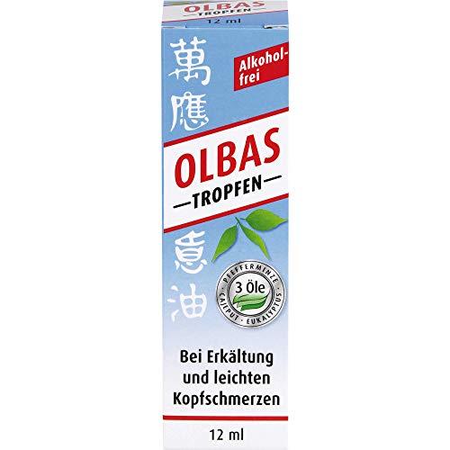OLBAS Tropfen, 12 ml Lösung