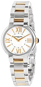 Raymond Weil Women's 5927-STP-00907 Noemia Two tone Roman Numerals Dial Watch image