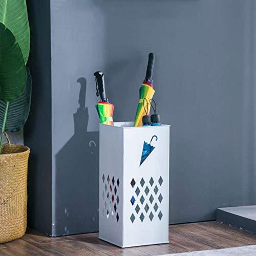 ZXL Rack de Almacenamiento Creativo Home Foyer Paraguas Cubo de Almacenamiento Hierro...