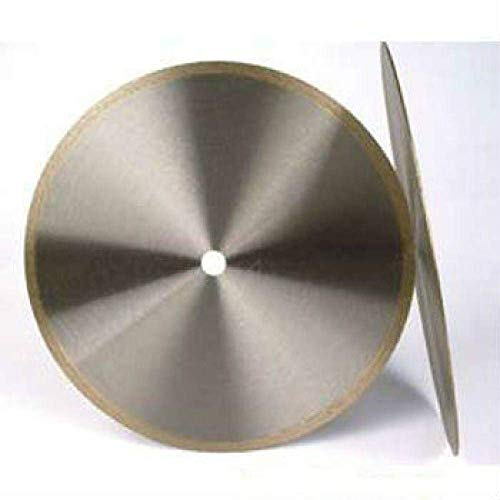 """LYTBJ Saw Blade Cutting Saw 300mm Gemstone Cutting Blade 12"""" Diamond Grinding Wheel,Diamond Cutting disc,Lapidary Saw Blades, for Jade, Emerald, Agate,A"""