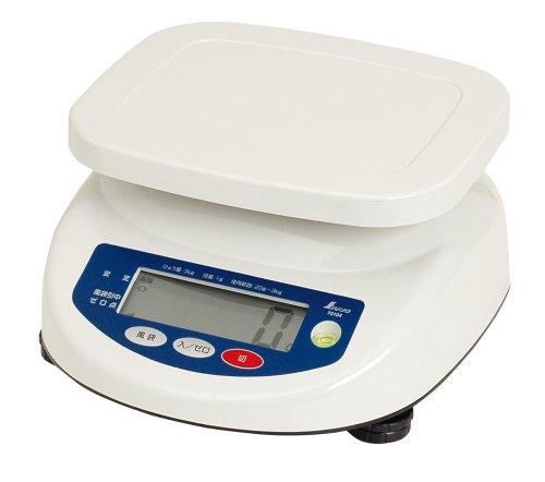 シンワ測定(Shinwa Sokutei) デジタル上皿はかり 3kg 70104