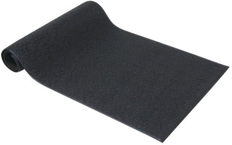 Champion 1235005 Pebble Finish Aerobic Mat (Black)