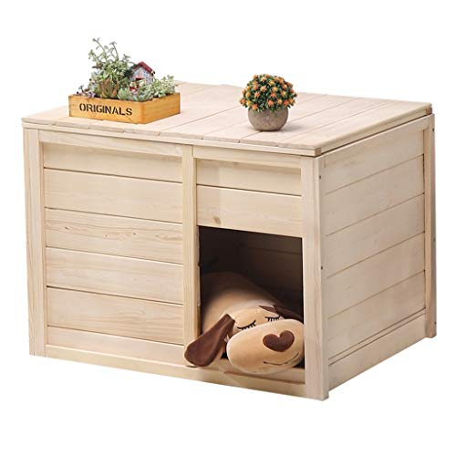 Sgxpjj Hundebetten Korb Hundematten Kissen Hunde Sofas Betten Käfige Kleintiere Hundekisten Zwinger Hundekisten Im Haus Pet Nest (größe : 50 * 40 * 40cm)