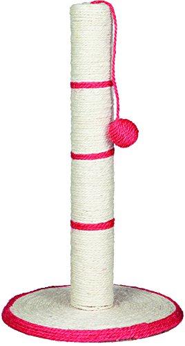 Arbre à Chat - Pôle Scratcher avec Balle (Jouet) - Coloris aleatoire
