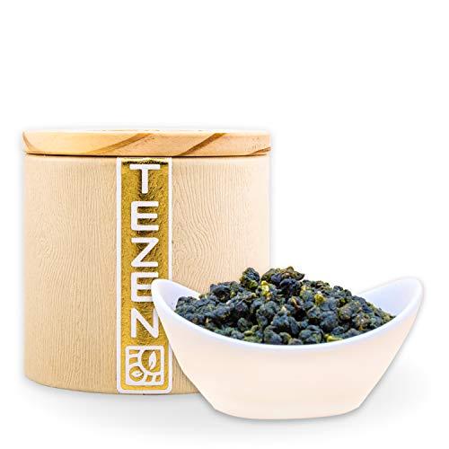 Oolong Tee aus dem Hochland Lishan in Taiwan | Lishan Hua Gang Oolong Tee | Oolong Tee aus traditionellem Anbau (80g)