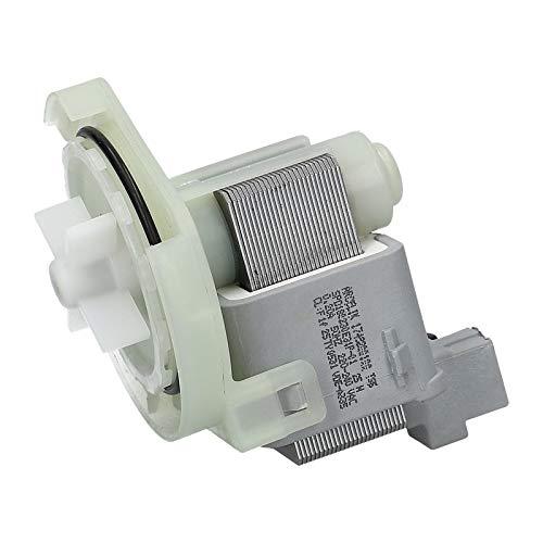 Ablaufpumpe Solo Laugenpumpe Pumpe Magnettechnikpumpe 25 Watt Spülmaschine wie Arcelik 1740300300 Whirlpool/Bauknecht 481236018567